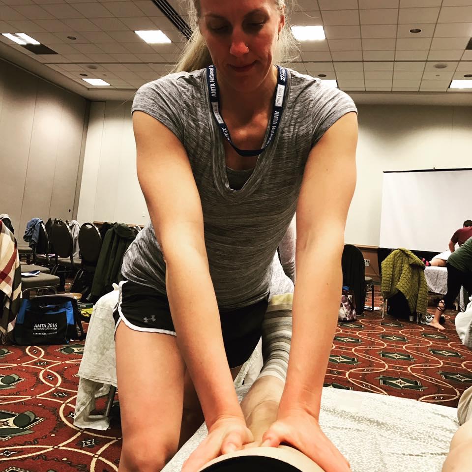 Heidi Johnson Ann Arbor Massage Therapist