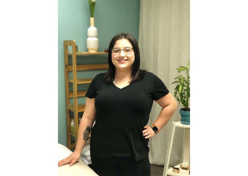Introducing our New Thrive Therapist: Julia Paholak, LMT