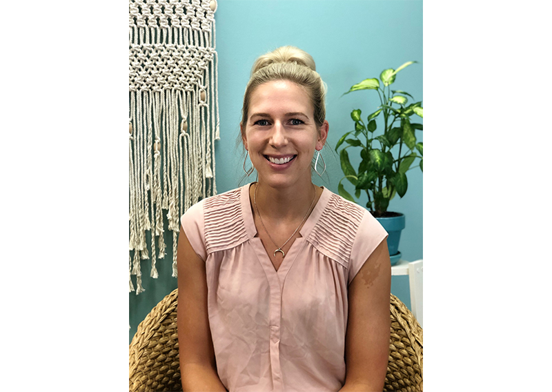 Announcing our New Thrive Therapist: Julie Sanders, LMT